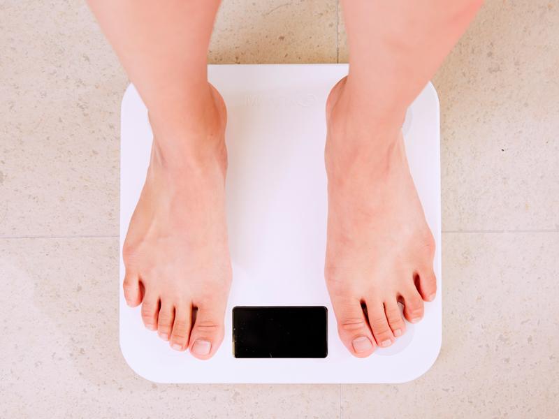 perdita di peso di 29 anni